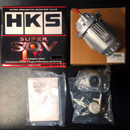 VALVULA DESCARGA TURBO HKS SQV IV SECUENCIAL