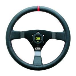 RACING VOLANTE OMPS WRC NEGRO/RED DIAM.350