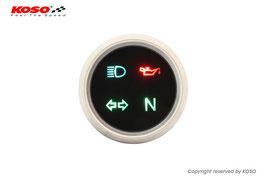Indicador luminoso circular KOSO D48 GP Style