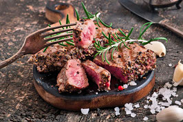 Grillen Basic das perfekte Steak von Schwein und Rind  30. April 2020