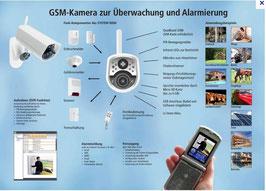GSM Alarmanlage mit Kamera