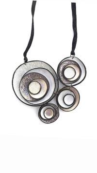 Collar Plata (4 piezas)