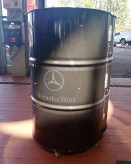 Die Fassbar large - Logo Mercedes Benz