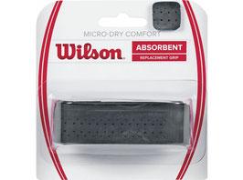 WILSON BASISGRIP MICRO DRY COMFORT ZWART