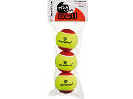 TECNIFIBRE MY NEW BALL  STAGE 3 ROOD