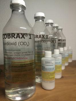 5 x COBRAX® 1 (5 x Set 1 kg zur Herstellung von 5 x ca. 1 kg Chlordioxidlösung)