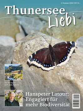 Thunersee Liebi Nr. 2, Sommer 2020