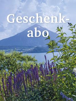 ThunerseeLiebi Geschenk-Abo