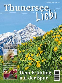 Thunersee Liebi Nr. 1, Frühling 2019