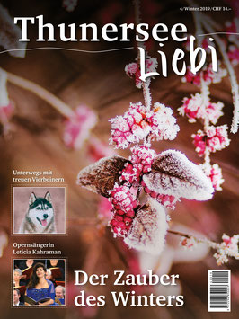Thunersee Liebi Nr. 4, Winter 2019