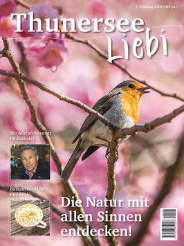 Thunersee Liebi Nr. 1, Frühling 2018