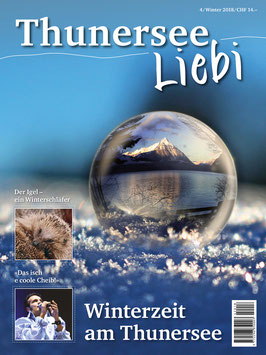 Thunersee Liebi Nr. 4, Winter 2018
