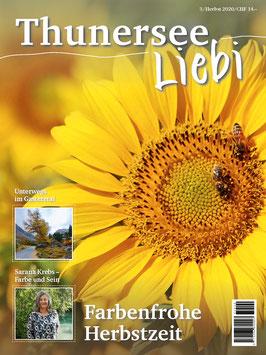Thunersee Liebi Nr. 3, Herbst 2020