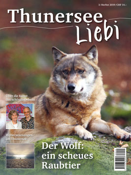 Thunersee Liebi Nr. 3, Herbst 2019