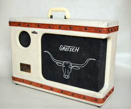 1956 Gretsch 6169 Electromatic Twin Westwern Roundup amplifier