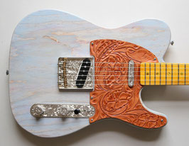 New, handmade in Holland CattleRanch Nashville Telecaster
