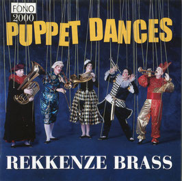 CD-Puppet Dances