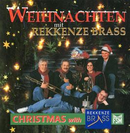 CD-Weihnachten mit REKKENZE BRASS