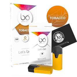 Bo Cap's   Butterscotch Tobacco
