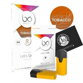 Bo Cap's   American Tobacco