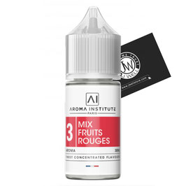 Arôme Mix fruits rouges | Aroma Institute