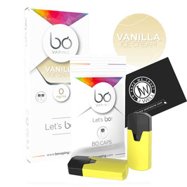 Bo Cap's | Vanilla Ice Cream