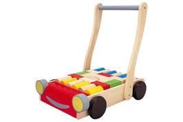 Chariot de marche, Plan Toys