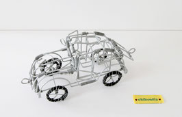 Draht-Auto Käfer