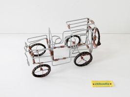 Draht-Auto Oldtimer