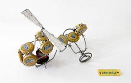 Kronkorken-Hubschrauber