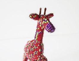 Perlentier-Giraffe