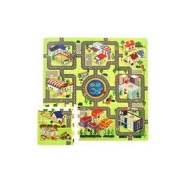 Tapis puzzle pour enfant