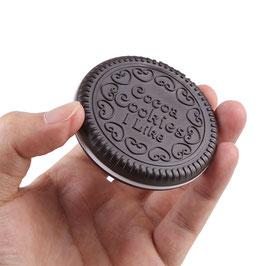 Miroir en forme de cookie