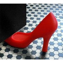 Cale-porte en forme de chaussure