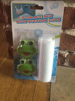 Filet à jouets de bain Grenouille Enfant