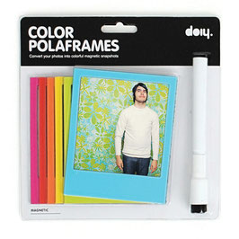 Color Polaframes