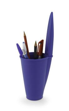Pot à crayons Bouchon Bic©