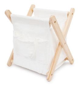 Porte-revues en tissu