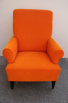 "Sessel ""Jim Orange"""