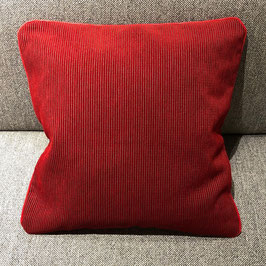 Kissenhülle Rot