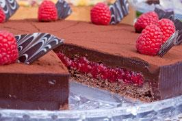 Schokoladentarte mit verschiedenen Füllungen - Bitte auswählen!