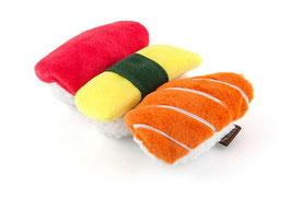 Hundespielzeug Sushi