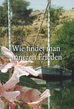 Wie findet man inneren Frieden