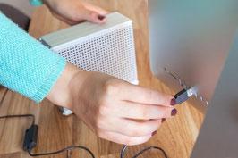 Luftreiniger Mini LR 1 USB