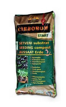 "Carbohum ""Start"" - Blumenerde"