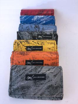 Portemonnaie gross in verschiedenen Farben