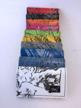 Portemonnaie mini in verschiedenen Farben