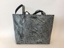 Klassischer Shopper grau