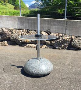 Rolling - Rock 60 cm 103 Kg. handpoliert - jedes Stück ein Unikat