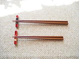 飛騨春慶 五角箸